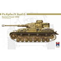 Hobby 2000 72703 Pz.Kpfw.IV Ausf.G Eastern Front 1943 - Limited Edition (1:72)