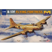B-17F Flying Fortress (1:48)