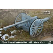 IBG 35067 75mm French Field Gun Mle 1897 - World War I (1:35)