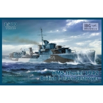 IBG 70012 HMS Ithuriel 1942 I-class Destroyer (1:700)