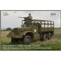 IBG 72083 Diamond T 968 Cargo Truck with M2 Machine Gun (Bonus PE parts included!) (1:72)