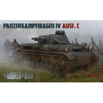IBG WAW010 World At War Panzerkampfwagen IV Ausf.C (1:76)