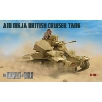 IBG WAW013 World at War - A10 Mk.Ia British Cruiser Tank (1:72)