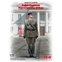 Polish Regiment Representative Officer (1:16)