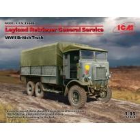 Leyland Retriever General Service, British Army, 1940s (1:35)