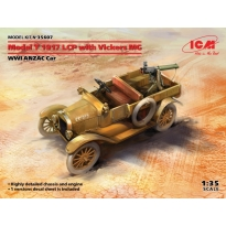 Model T 1917 LCP with Vickers MG WWI ANZAC Car (1:35)