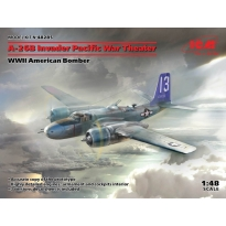 A-26В Invader Pacific War Theater, WWII American Bomber (1:48)