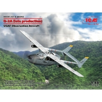 O-2A (late production), USAF Observation Aircraft (1:48)