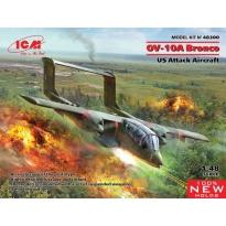 OV-10А Bronco, US Attack Aircraft (1:48)