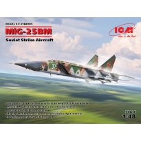 MiG-25 BM, Soviet Strike Aircraft (1:48)
