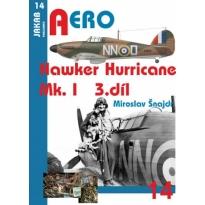 Jakab Aero Hawker Hurricane Mk.I 3.díl
