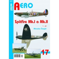 Jakab Aero Spitfire Mk.I a Mk.II 1.díl