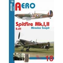 Jakab Aero Spitfire Mk.I a Mk.II 2.díl