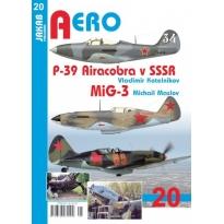 Jakab Aero P-39 Airacobra v USSR,MiG-3