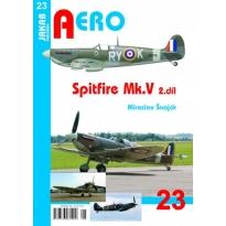 Jakab Aero Spitfire Mk.V 2.dil