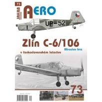 Jakab Aero Zlín C-6/106 v čs. letectvu