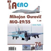 Jakab Aero Mikojan Gurevič MiG-29/35 1.díl
