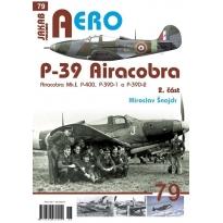 Jakab Aero P-39 Airacobra 2.část