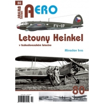 Jakab Aero Letouny Heinkel v čs. letectvu