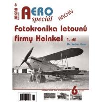 Jakab Aero Special Fotokronika letounů firmy Heinkel 1.díl