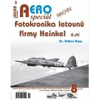 Jakab Aero Special Fotokronika letounů firmy Heinkel 2.díl