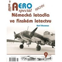 Jakab Aero Special Německá letadla ve finském letectvu