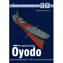 The Japanese Cruiser Ōyodo