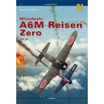 Mitsubishi A6M Reisen Zero vol. III