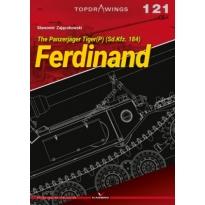 The Panzerjäger Tiger(P) (Sd.Kfz. 184) Ferdinand
