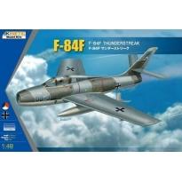 F-84F Thunderstreak (1:48)
