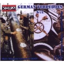 German Torpedos 6 pcs. (1:72)