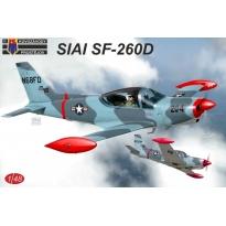 SIAI SF-260D (1:48)