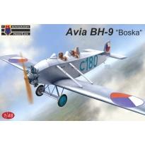 """Avia BH-9 """"Boska"""" (1:48)"""