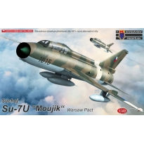 "Suchoj Su-7U ""Moujik"" Warsaw Pact (1:48)"