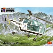 Alouette III International (1:72)