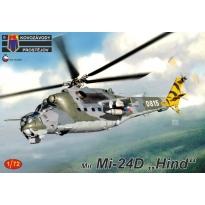 "Mil Mi-24D ""Hind"" Warsaw Pact (1:72)"