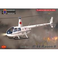 Robinson R-44 Raven II. (1:72)