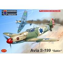"""Avia S-199 """"Sakin"""" (1:72)"""