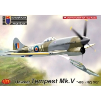 "Hawker Tempest Mk.V ""486. (NZ) SQ"" (1:72)"