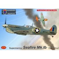 """Supermarine Seafire Mk.Ib """"Over Africa"""" (1:72)"""