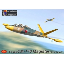 "Fouga CM-170 Magister ""Over Israel"" (1:72)"
