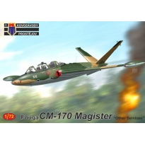 """Fouga CM-170 Magister """"Other Services"""" (1:72)"""