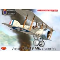 """Vickers FB-19 Mk.I """"Bullet"""" RFC 1:72)"""