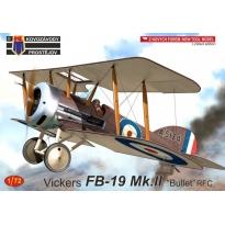 "Vickers FB-19 Mk.II ""Bullet"" RFC (1:72)"