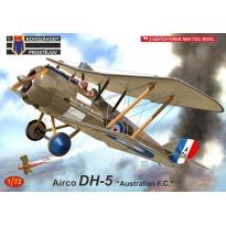 """Airco DH-5 """"Australian F.C."""" (1:72)"""
