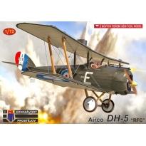 """Airco DH-5 """"RFC"""" (1:72)"""