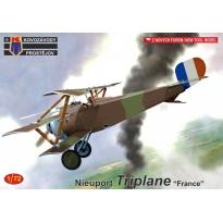 "Nieuport Triplane ""France"" (1:72)"