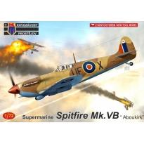 """Supermarine Spitfire Mk.VB """"Aboukirk"""" (1:72)"""
