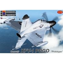 """Convair XFY-1 Pogo """"Prototype"""" (1:72)"""