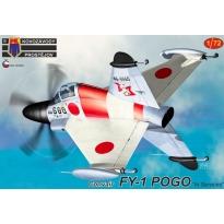 """Convair FY-1 Pogo """"In service"""" (1:72)"""